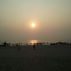 Photo taken at Kashid Beach by Jeet D. on 2/2/2013