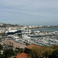 Photo taken at Cannes by Zeki on 10/4/2015