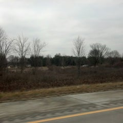 Photo taken at I-96 by Michael W. on 11/25/2012