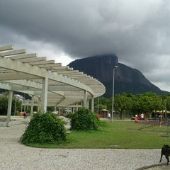 Photo taken at Parque dos Patins by Julio C. on 1/20/2013