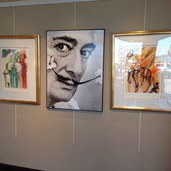 Photo taken at Franklin Bowles Gallery by Daniel N. on 4/26/2014