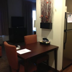 Photo taken at Homewood Suites by Hilton by Derrick J. on 10/22/2012