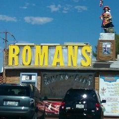 Photo taken at Roman's Oasis by 🎧🎤DJ S. on 11/24/2012
