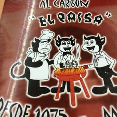 "Photo taken at Costillas Al Carbón ""El Paisa"" by Talk2Erick E. on 12/21/2012"