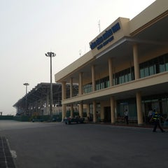 Photo taken at Vinh Airport (VII) Sân bay Vinh by Alex N. on 10/14/2014