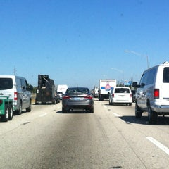 Photo taken at Interstate 4 by Lorie S. on 11/8/2012