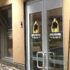 Photo taken at Buffalo Wild Wings by Tanya M. on 2/20/2013