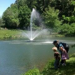Photo taken at Meadowlark Botanical Gardens by Matt T. on 5/26/2013