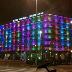 Photo taken at Hotel Córdoba Center by .Manu A. on 1/27/2013