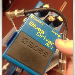 Photo taken at Guitar Center by JK-47 [Guitar] on 10/11/2014