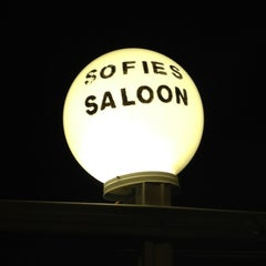 Photo taken at Sofies SS Saloon by Sergio C. on 10/4/2012