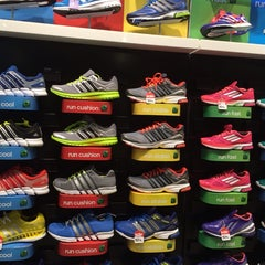 Photo taken at adidas by aum n. on 1/16/2014