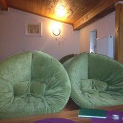 Photo taken at Bohemia Tea House by Valentin M. on 7/17/2012