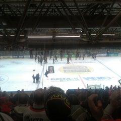 Photo taken at Eissporthalle Frankfurt by ak_74 on 1/10/2013