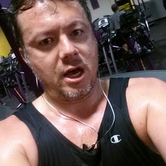 Photo taken at Planet Fitness by Eric M. on 3/5/2014
