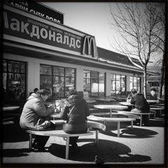 Photo taken at McDonald's by Alexander Z. on 4/13/2013