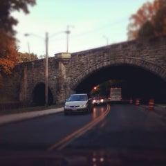 Photo taken at Rockefeller Park by Dorjan S. on 10/17/2012