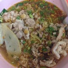 Photo taken at โรงอาหาร อาคารนารายณ์ by 03 on 1/18/2013