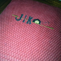 Photo taken at Jiko - The Cooking Place by Imelda G. on 1/9/2013