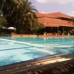 Photo taken at Pantai Mutiara Swimming Pool by Michael C. on 7/23/2013