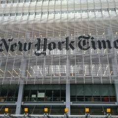 Photo taken at New York Times Center by Roberto S. on 6/18/2015