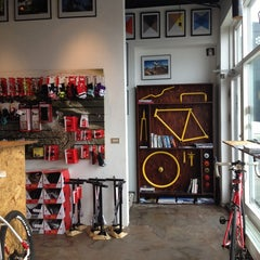 Photo taken at Kria Cycles by christopher-robin on 6/21/2014