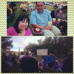 Photo taken at Nevada Trails Park by Waynette V. on 6/22/2014