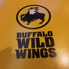 Photo taken at Buffalo Wild Wings by Dave Z. on 2/9/2015