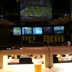 Photo taken at Bally's Sportsbook by Leon S. on 5/31/2013