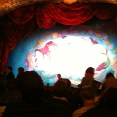Photo taken at Peter and the Starcatcher by Scott M. on 12/24/2012