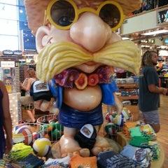 Photo taken at Maui Nix Surf Shop - The Original by Ham A. on 7/28/2013