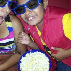 Photo taken at Cinemex Los Pinos by Tony D. on 11/2/2013