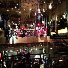 Photo taken at Desigual Avenue de l'Opéra by Morgan A. on 12/21/2012