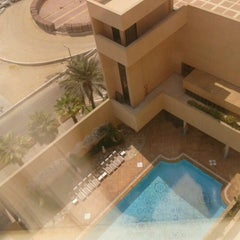 Photo taken at Le Méridien Jeddah by iClick EdiZone on 10/17/2012