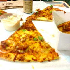 Photo taken at Yellow Cab Pizza Co. by 'dan C. on 6/29/2013