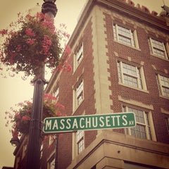 Photo taken at Harvard Square by Abrar T. on 9/22/2012
