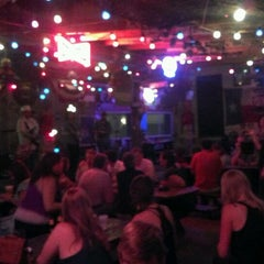 Photo taken at Mean Eyed Cat by Peggy S. on 9/28/2012