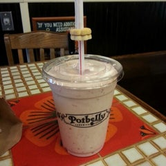 Photo taken at Potbelly Sandwich Shop by Jojo G. on 12/13/2012