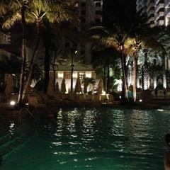Photo taken at Loews Miami Beach Hotel by Jenn P. on 5/30/2013