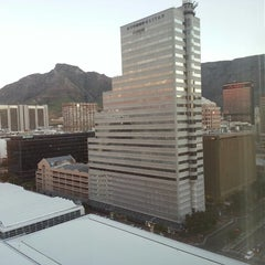 Photo taken at The Westin Cape Town by Lee M. on 3/5/2013