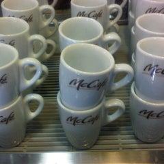 Photo taken at McCafé by Felipe F. on 10/27/2012