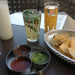 Photo taken at Border Grill Downtown LA by Stephanie S. on 4/11/2013