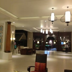 Photo taken at The Bayview Hotel Pattaya by Masato I. on 2/1/2013