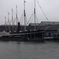 Photo taken at SS Great Britain by Alexander on 4/9/2013