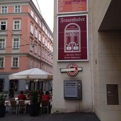 Photo taken at Cafe Frauenhuber by U on 6/29/2014