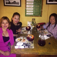 Photo taken at Barcino by Lieza S. on 4/30/2015