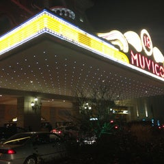 Photo taken at Muvico Rosemont 18 by Michaelangelo S. on 11/17/2012