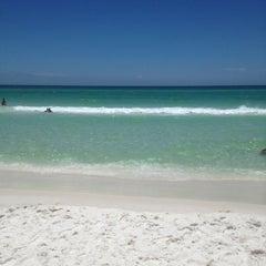 Photo taken at Miramar Beach by Ben R. on 6/2/2013