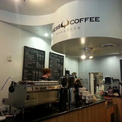 Photo taken at Press Coffee Roasters by Lillian L. on 11/29/2012