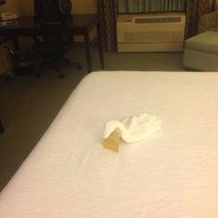 Photo taken at Hilton Garden Inn by Krystal P. on 11/23/2013